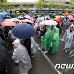 防弾少年団(BTS)、光州を訪ねる…前日から徹夜で行列「光州Super Concert」
