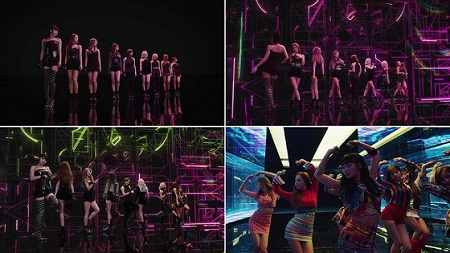 「TWICE」、新曲「FANCY」MVティザー映像公開! シックXパワフルなダンスを予告
