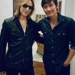 俳優イ・ビョンホン、「X JAPAN」YOSHIKIの寄付に感謝「ありがとう」=国境を超えた友情