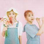 韓国発2人組女性デュオ、赤頬思春期 (BOL4)が日本デビューアルバム発売決定!