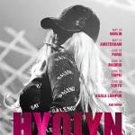 """ヒョリン(元SISTAR)、初の単独ワールドツアーを開催=5月から""""長旅""""スタート"""