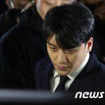 """""""警察総長""""、大統領府在職時にV.I(元BIGBANG)と初めて食事をしたことが明らかに"""