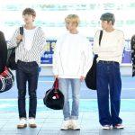 「PHOTO@仁川」BTS弟グループTOMORROW X TOGETHER、海外スケジュール出席のためアメリカに出発