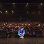 """俳優ユ・スンホ、""""変わらない大きな愛をありがとうございます""""…日本ファンミ大盛況"""