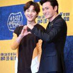 「PHOTO@ソウル」チャン・ドンゴン&ソン・ジュンギら、ドラマ「アスダル年代記」製作発表会に登場