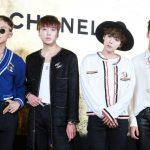 「PHOTO@ソウル」WINNER、シャネルコレクションショー開催記念フォトイベントに出席