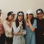 <トレンドブログ>「SKYキャッスル」で共演の女優5人が再会!お揃いの帽子でハイ、ポーズ!