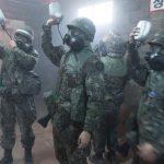 「コラム」新兵訓練でみんなが一番いやがるのが化学ガス訓練!