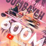 """「BLACKPINK」の「BOOMBAYAH」MV、6億ビュー突破 """"ワールドクラス""""のグループに"""