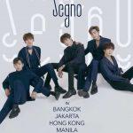 NU'EST、海外ツアー「Segno」開催確定…グローバルな歩みを引き継ぐ「公式」