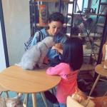 俳優チャン・ドンゴン&コ・ソヨン夫妻、成長した娘の後ろ姿公開