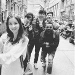 女優イ・シヨン、「EXO」KAIやキム・スロらと和気あいあいと撮影「旅行に来た気分」