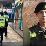 <トレンドブログ>「Highlight」ヤン・ヨソプ、義務警察として服務に就く姿もオーラ全開!~交通整理中~