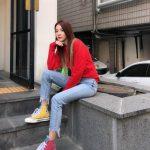 <トレンドブログ>元「2NE1」サンダラ・パクが通勤ファッションを披露!年齢を重ねても変わらない童顔美貌!