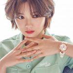 <トレンドブログ>女優キム・ユジョン、短い髪もよく似合う!最新グラビアで爽やかさMAX!