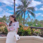 <トレンドブログ>女優チョン・ソミン、ハワイを満喫した姿を公開で清純美炸裂!