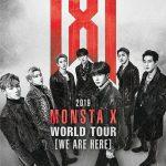 <トレンドブログ>「MONSTA X」、ワールドツアーが本格的にスタート!封切りはタイ・バンコク!