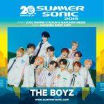 次世代のK-POP界を担うTHE BOYZ 「SUMMER SONIC 2019」、東京・大阪出演決定!