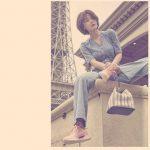 <トレンドブログ>キム・ユジョン、ショートカットで成熟美UP…グラビア撮影中
