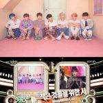 「ミュージックバンク」防弾少年団、米ビルボード2冠王→3週連続1位で8冠達成!