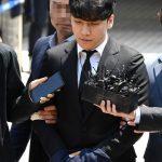 「PHOTO@ソウル」V.I(元BIGBANG)、令状審査を終えて裁判所から拘置所に移動