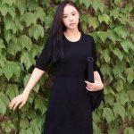 <トレンドブログ>ミン・ヒョリン、黒いワンピース着ただけでも輝く美貌…綺麗で美しい