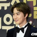 SUHO(EXO)、大邱国際ミュージカルフェスティバルの広報大使に