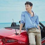 """俳優チ・チャンウク、""""太陽と海に愛される魅力的な男性美を公開"""""""