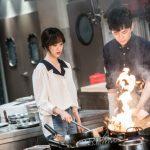 熱した中華鍋を回す凛々しい姿のジュノ(2PM)に胸キュン必至!「油っこいロマンス」メイキング映像を公開!