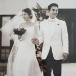 【トピック】チャ・イェリョン&チュ・サンウク夫婦、結婚2周年を祝う