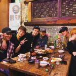【トピック】「EXO」XIUMIN入隊を前にメンバー集合した写真が話題