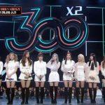 【Mnet】TWICEやSEVENTEENらが出演「300 X2」7月18日日本初放送!