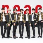 Apeace(エーピース)8周年記念アーティスト写真解禁!チケットは16日より販売開始!!
