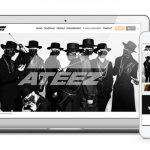 米ビルボードチャート5位にランクインしたK-POP Block B 弟分ATEEZのオフィシャルサイトが遂にオープン!
