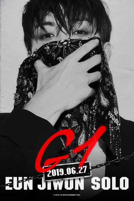 【公式】ウン・ジウォン(Sechs Kies)、YGで初ソロカムバック確定