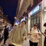 俳優イ・ミンホ、ナチュラルなファッションにも輝くビジュアル