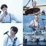 <トレンドブログ>バンド「IZ」、漢江(ハンガン)でバスキング公演!ファンに感謝を伝える。