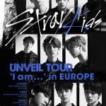 <トレンドブログ>「Stray Kids」、ヨーロッパショーケースツアーのポスターを公開!