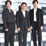 「PHOTO@ソウル」俳優パク・ソジュン、ウ・ドファンら登壇! 映画「使者」の製作報告会開催