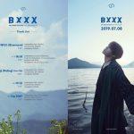Wanna One出身ハ・ソンウン、2ndミニアルバム「BXXX」5曲のトラックリスト公開