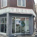 <トレンドブログ>【韓国カフェ】東大邱(トンテグ)駅近、おしゃれなカフェ「KEEP ON COFFEE」