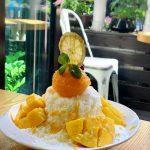 <トレンドブログ>【韓国カフェ】狎鴎亭(アックジョン)ピンスカフェ★cafe K snowman