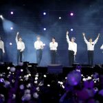 """「イベントレポ」防弾少年団(BTS)、初めての釜山ファンミ4万4000人のARMYと会った…""""魔法のような時間"""