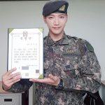 """""""元祖野獣アイドル""""2PMのJun.K、特級戦士になった….優秀訓練兵の模範軍生活"""