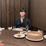 俳優イ・ミンホ、台湾で食事中…食べる姿もセクシー