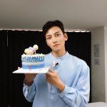 俳優チ・チャンウク「ケーキよりも甘い?!魅惑の眼差し」