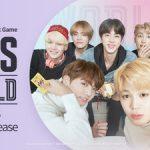 「防弾少年団」J-HOPE&V&Zara Larsson、ゲーム「BTS WORLD」OSTを14日に公開