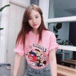 """<トレンドブログ>""""コーヒープリンス""""女優ユン・ウネ、長いストレートヘアーの近況写真を公開!"""