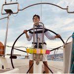 東方神起チャンミン、日本の海でも最強のビジュアル!マリンボーイで爽やかに