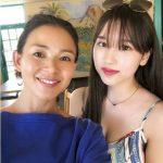 """【トピック】SHIHOとミナ(TWICE)、カフェで偶然出会った写真に""""美しさが2倍""""と話題"""